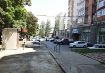 Ларьки на Мира-Толстого в Ставрополе освободили место для зоны отдыха