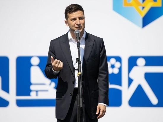 Зеленский опубликовал фото из спортзала