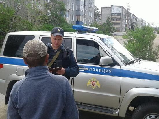 a1c47602e78e Имидж – ничто, жажда – все: В Улан-Удэ мужчина украл и тут же ...