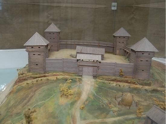 Белоярскую крепость на Алтае реконструируют за счет президентского гранта