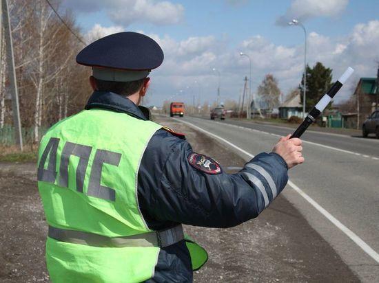 Под Рязанью сотрудник ГИБДД попал в больницу после задержания пьяного водителя