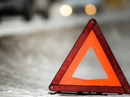 В Туле автоледи сбила пешехода