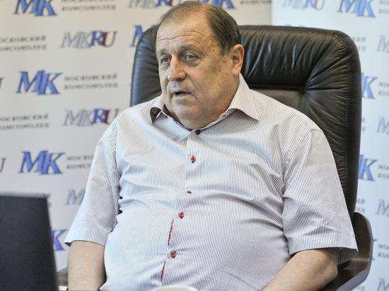 Председатель правления «Объединения отечественных тренеров по футболу» - о встрече с президентом РФС