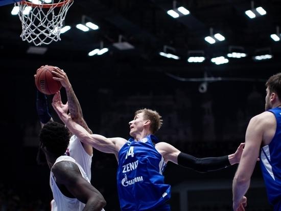 Баскетбольный «Зенит» готовится к старту в Евролиге