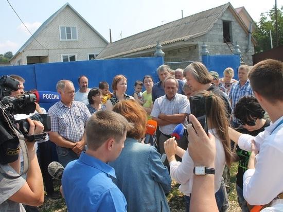 Вопрос водоснабжения хутора решают на Ставрополье при содействии ОНФ
