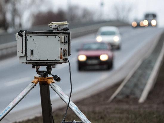 ГИБДД опубликовала список камер на дорогах Воронежской области