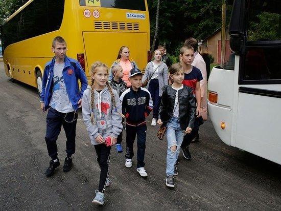 98 юных иркутян прибыли в Тульскую область