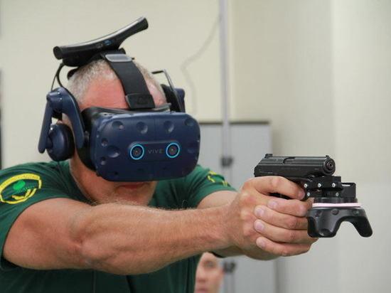 Сбербанк тренирует инкассаторов с использованием виртуальной реальности
