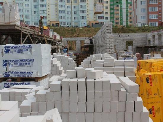 На Королевке в Смоленске строится новый детский сад