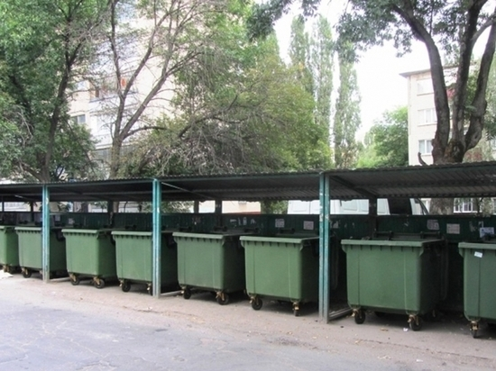 В Липецке на 300 площадках установят пластиковые евроконтейнеры
