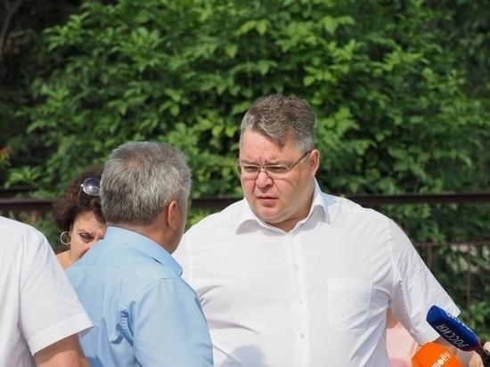 Ставропольский губернатор выступил против застройки общественных пространств