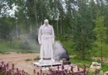 В Оленинском районе Тверской области откроют памятник после реконструкции