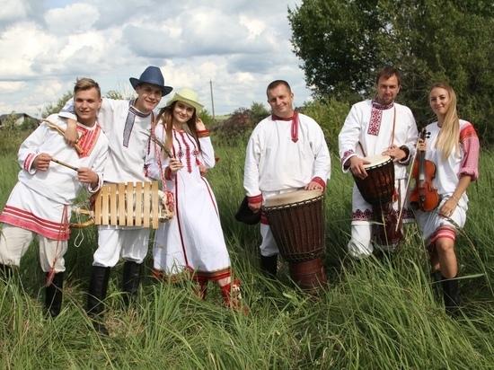 Группа из Мордовии по своему споет песню Эда Ширана