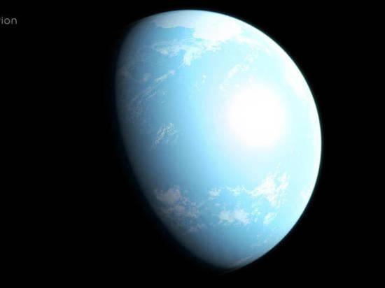Ученые НАСА открыли потенциально пригодную для жизни планету