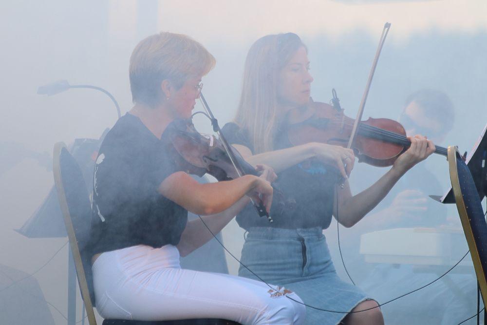 Самый культурный рОковый фестиваль «Дым над водой»: как это было