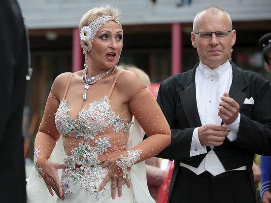 Российские пенсионеры поставили мировой рекорд по массовой зумбе