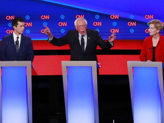 Дебаты в Детройте: экономика, страховка, иммиграция