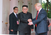 Трамп заявил, что не беспокоится по поводу ракет КНДР
