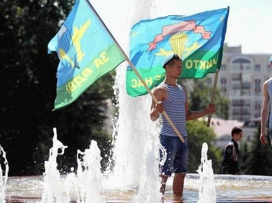 В день ВДВ Ярославские фонтаны отключать не будут