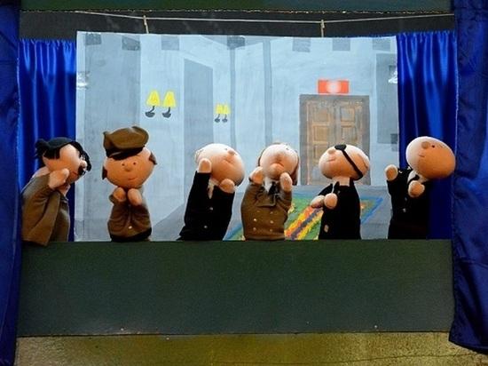 Тамбовские заключенные показали
