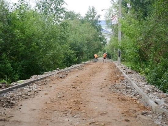 Благоустройство Пади Долгая началось в Иркутске