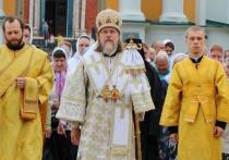 В Рязани прошел молебен во славу города и ВДВ