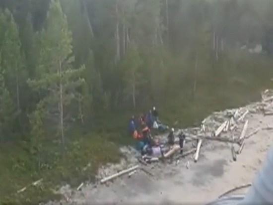 Пропавшие байдарочники из Петербурга дожидались помощи на Кондострове