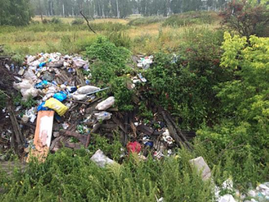 Правоохранители нашли в куче мусора тело пропавшего сельчанина из Башкирии