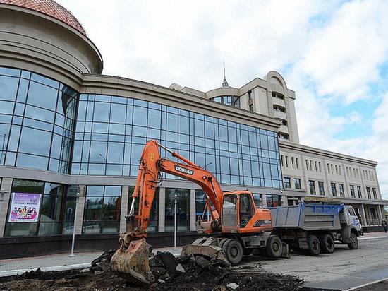 Ливневую канализацию в Барнауле построят на месте  захоронения Ползунова