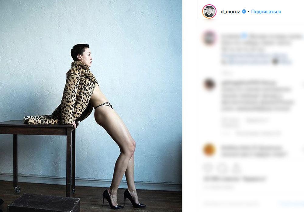 Дарья Мороз отреагировала на свадьбу экс-супруга Богомолова провокационной фотосессией