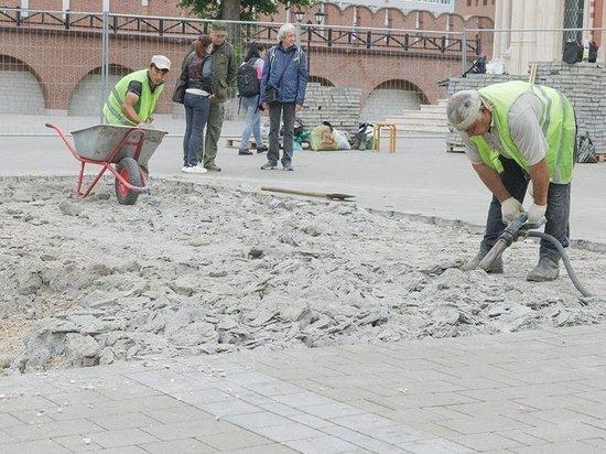 Археологи начали раскопки в Тульском кремле
