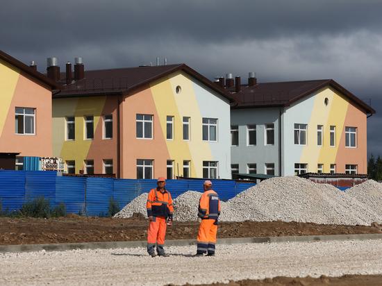 Детсад в Боталово-4 города Бор построят до конца года