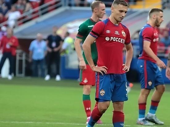 ЦСКА отказался продавать Федора Чалова в «Кристал Пэлас»