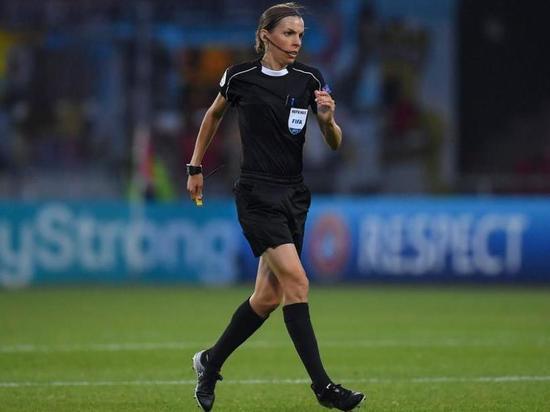 Матч за Суперкубок УЕФА впервые в истории будет судить женщина-арбитр