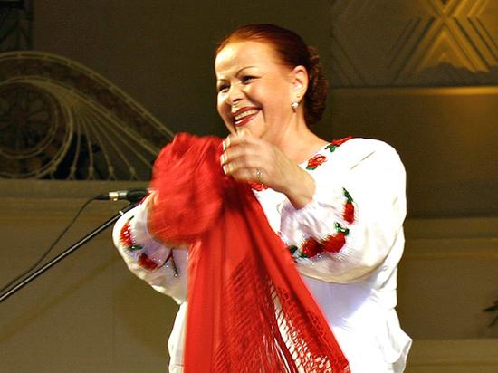 Скончалась певица Александра Стрельченко