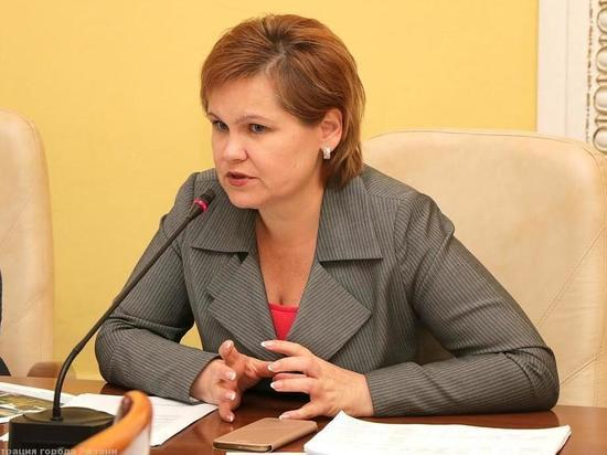 Елена Сорокина подала документы на конкурс мэра Рязани