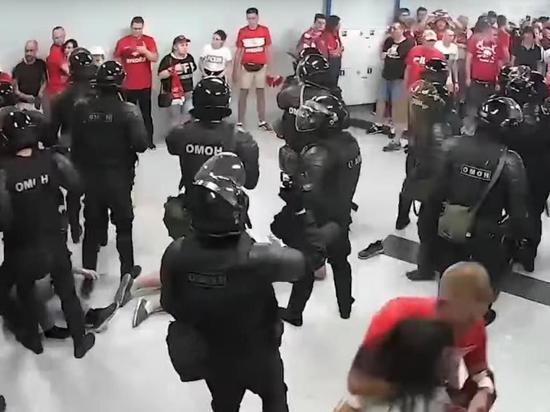 РФС наказал стадион