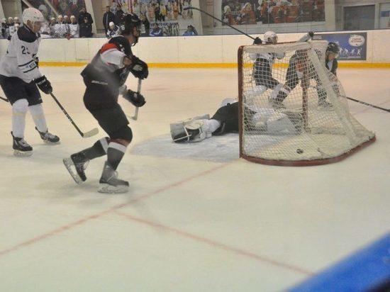 Хоккеисты «Тамбова» одержали победу на Кубке губернатора