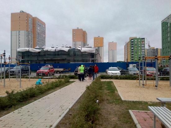 Подрядчик сорвал сроки строительства детсада в микрорайоне «Бурнаковский»