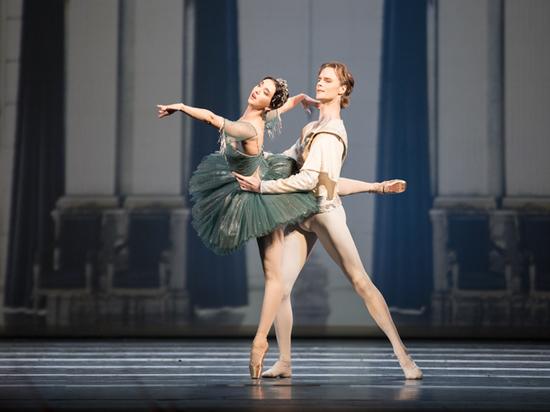 100-й сезон в Музыкальном театре Станиславского и Немировича-Данченко завершился гала-концертом с участием звезд мирового балета