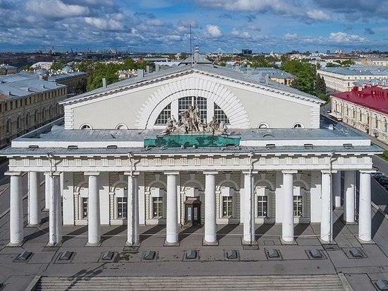 Музей геральдики в здании Биржи откроют в 2022 году
