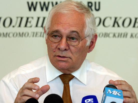 Доктор Рошаль попросил власти решить проблему выпадения детей из окон