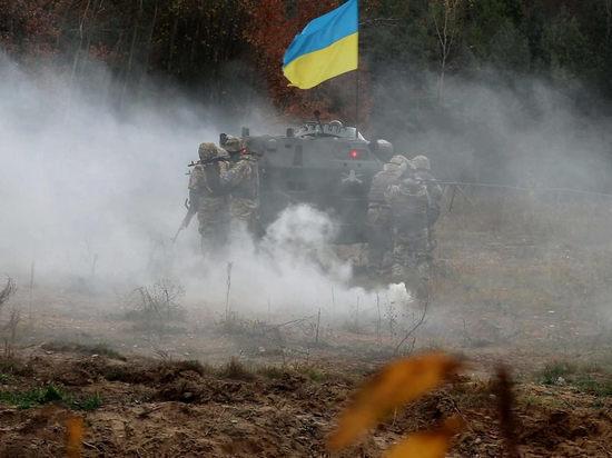 Бригаду украинских десантников вывели из Донбасса из-за воровства