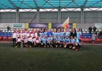 Команда правительства обыграла в футбол администрацию Рязани
