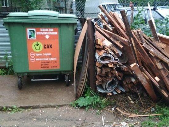 Стало известно, сколько в Кирове будут платить за вывоз мусора