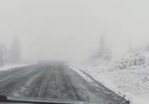 В Якутии выпал первый снег