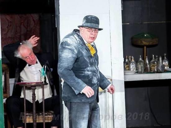 Политические события в Москве глазами театрала из Бурятии