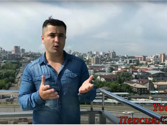 Таджикский блогер заинтересовался женщинами Барнаула и снял видео