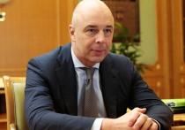 Силуанов отреагировал на новые санкции США