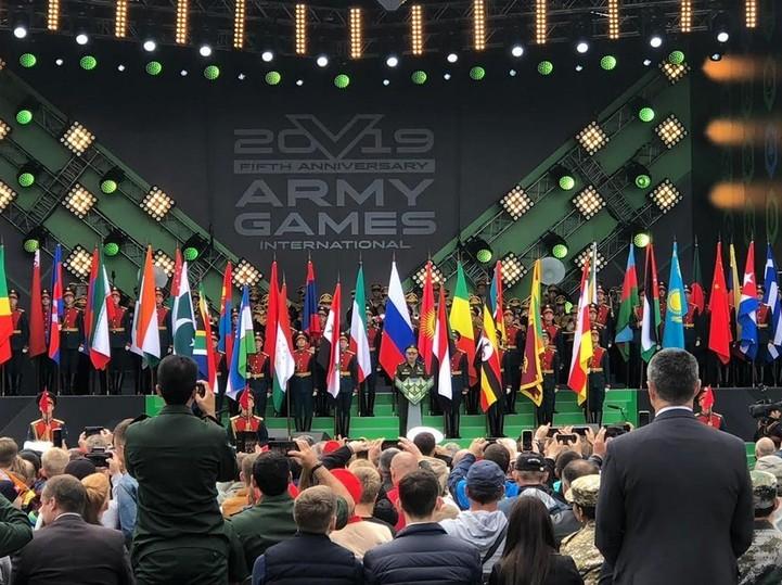 Девушки-танкисты рассказали на Армейских играх о секретах мастерства